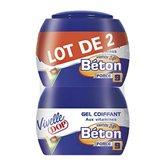 Dop Gel Vivelle Dop Beton - 2x150ml