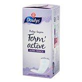 L'Oréal Protège-slips Doulys Ultra-mince - x30