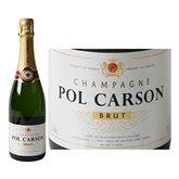 Pol Carson Champagne  Brut - 75cl
