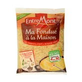 Entremont Fromages rapés Entremont Ma fondue - 400g