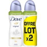 Dove Déodorant spray  Original 2x100ml