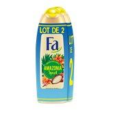 Fa Gel douche  Amazonian spirit - 2x250ml