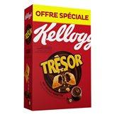 Kellogg's Céréales Trésor Kellogg's Chocolat Noisette - 750g