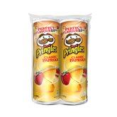 Pringles Tuiles  Sweet paprika - 2x175g