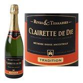 Rives et Terrasses Clairette de Die AOC Rives & Terrasses 75cl