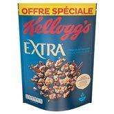 Kellogg's Céréales Extra Kellogg's Lait/chocolat - 600g