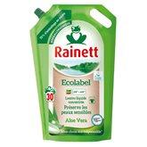 Rainett Lessive liquide Aloé véra 30 lavages - 1,98L