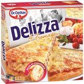 Dr. Oetker Pizza Delizza Dr Oetker Quatre fromages - 555g