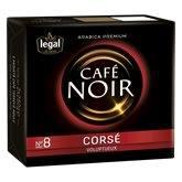 Legal Café noir  Corsé 2x250g