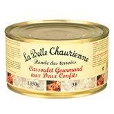 La Belle Chaurienne Cassoulet gourmand aux deux Confits Belle Chaurienne 1350g