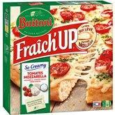 Buitoni Pizza Fraîch'Up Buitoni Mozza Tomates Basilic - 570g