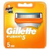 Gillette Lame Fusion 5  x5