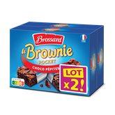 Brossard Brownie Brossard Chocolat pépites - 2x240g