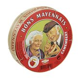 Bons Mayennais Camembert Bons Mayennais Lait pasteurisé 22%mg - 250g