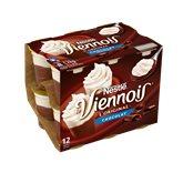 Nestlé Liégeois Viennois Nestlé Chocolat - 12x100g