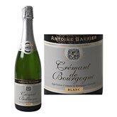 Antoine Barrier Crémant Bourgogne A.Barrier Brut AOC 75cl