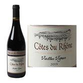 Rives et Terrasses Vin rouge Rives et Terrasses Côtes du Rhône AOC - 75cl