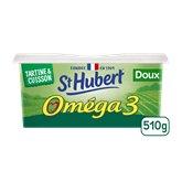 St Hubert Matière grasse St Hubert Omega 3 - 52%mg - doux - 510g