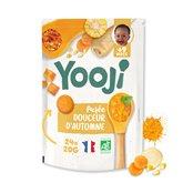 Yooji Purée bébé Bio Yooji Douceur Automne - 9 mois - 480g