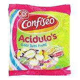Tutti Frutti Bonbons Confiséo Acidulo's  250g
